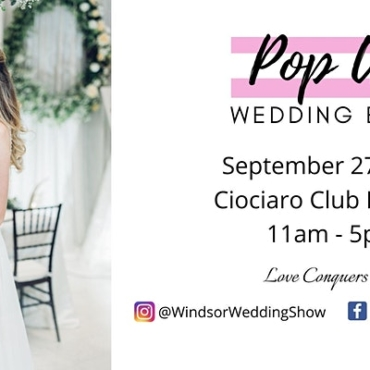 Pop Up Wedding Show